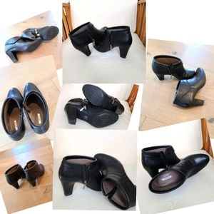 """3"""" heels/ Ankle boots/ Geox"""